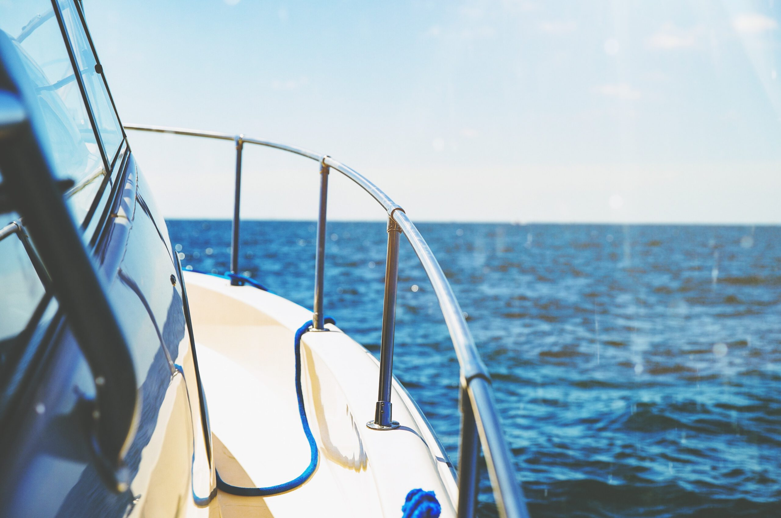Op vakantie met de boot